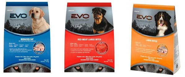 Иннова Эво (Innova EVO) корм для собак супер премиум класса