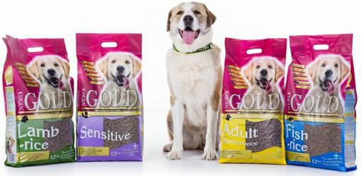 Nero Gold (Неро Голд) корм супер премиум класса для собак
