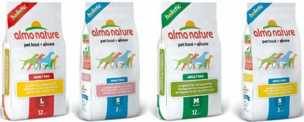 Almo Nature (Альмо Натюр) корм для собак супер премиум