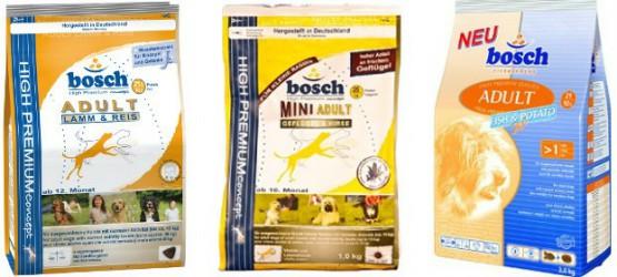 Bosch (Бош) корм для собак премиум