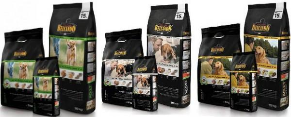 Belcando (Белькандо) корм для собак фото