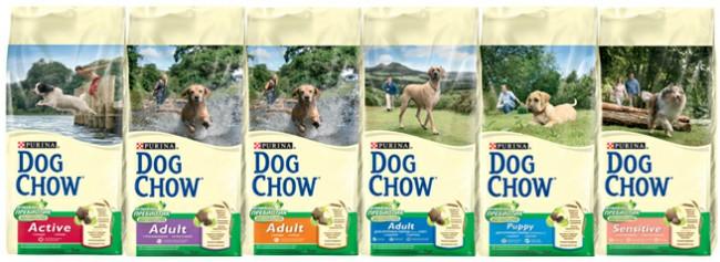 Корм для собак Дог Чау (Dog Chow) отзывы ветеренаров